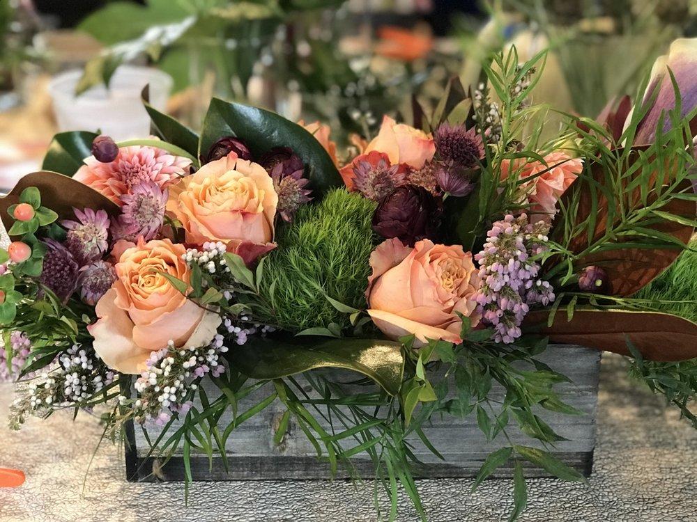 everyday floral arrangements
