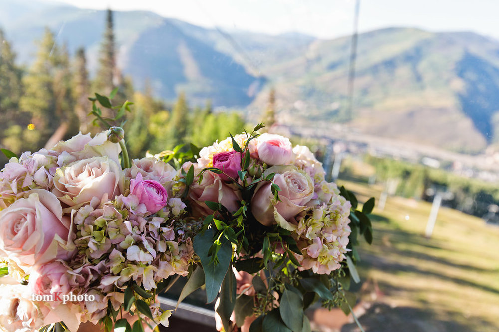 mountain wedding florist vail co