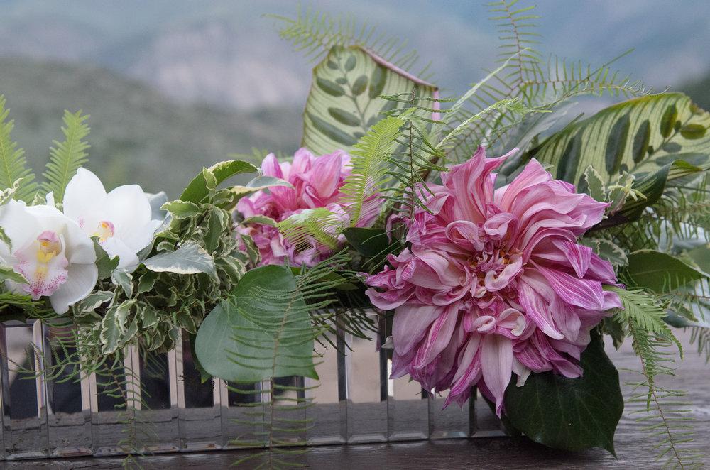 mountain wedding florist colorado