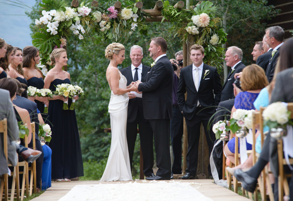 vail mountain weddings