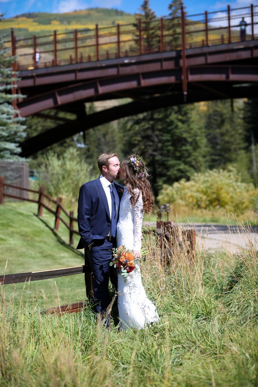 rocky mountain wedding florist