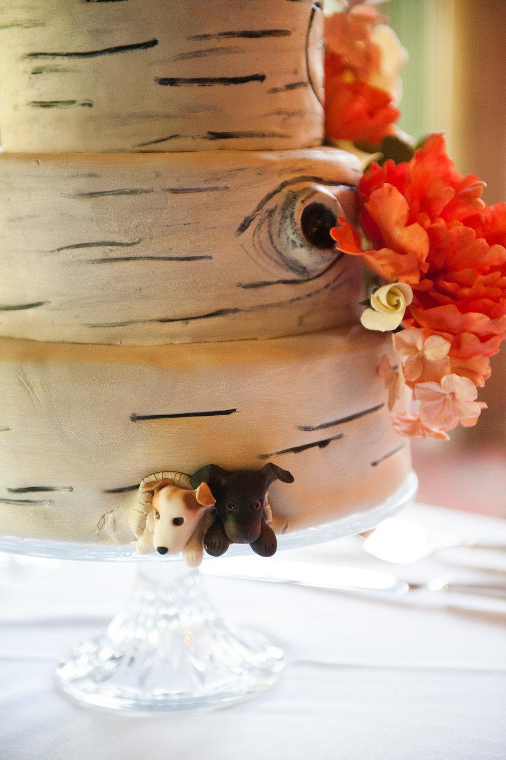 wedding cake flowers vail co
