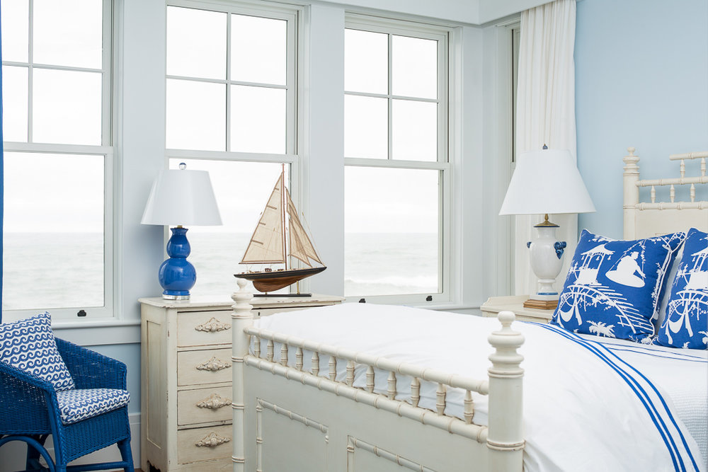 Chinoiserie Bedroom Touches