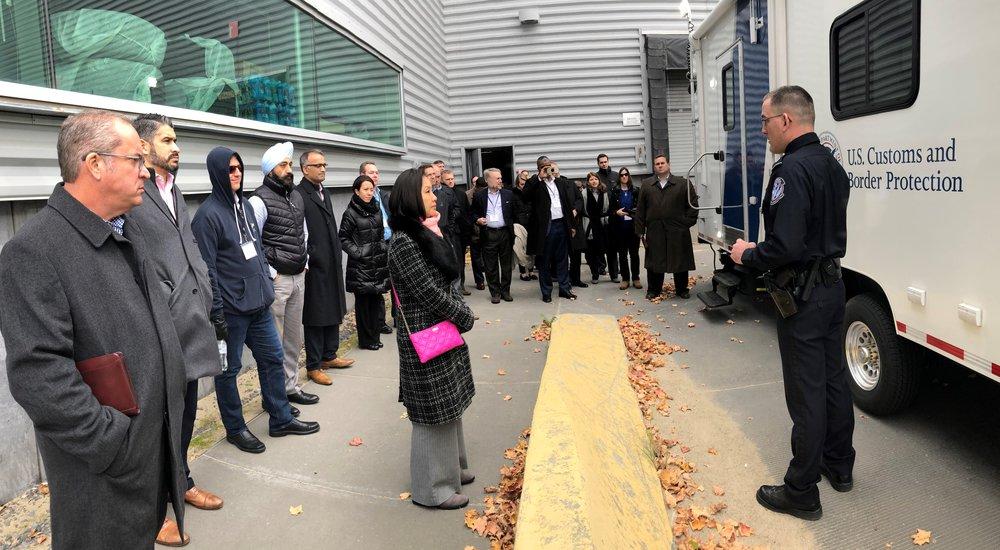 Executive Tour to Burlington, VT and Champlain, NY