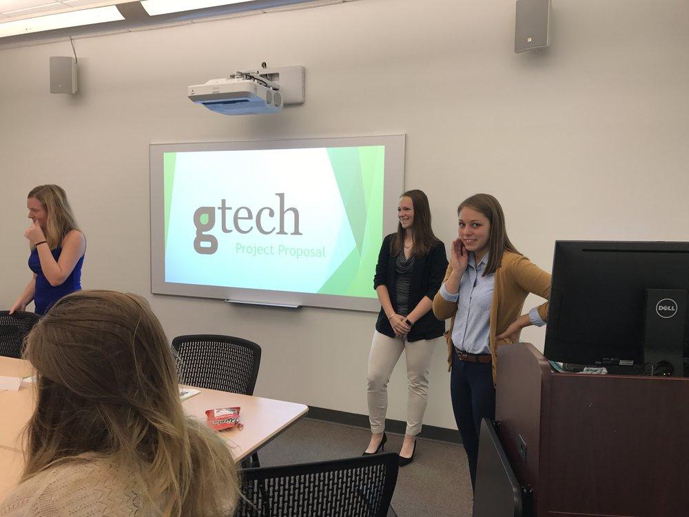 GTECH Project Proposal