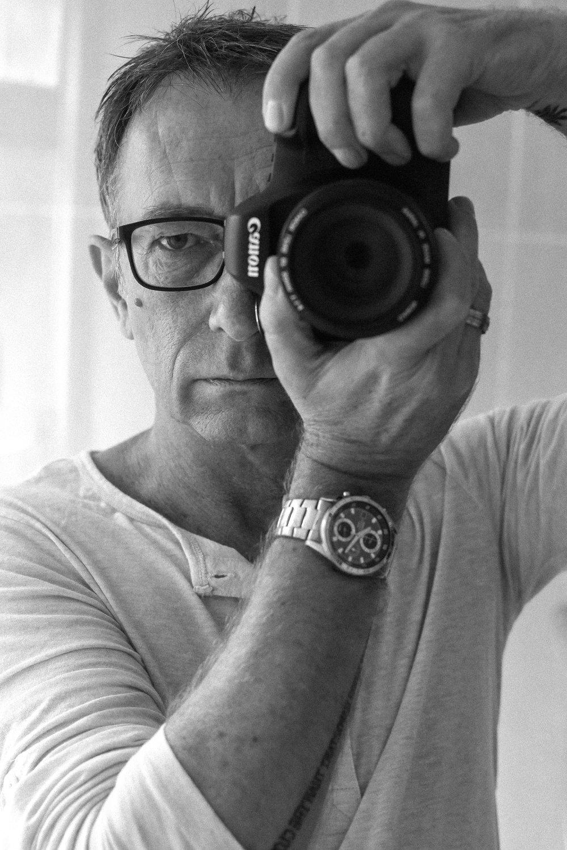 Brian Rolfe portrait