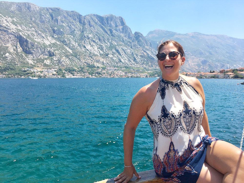 Sailing the Mediterranean Sea in Montenegro