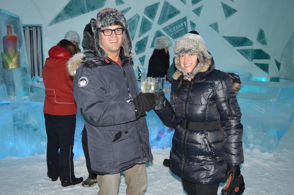 Ice Hotel, Arctic Circle