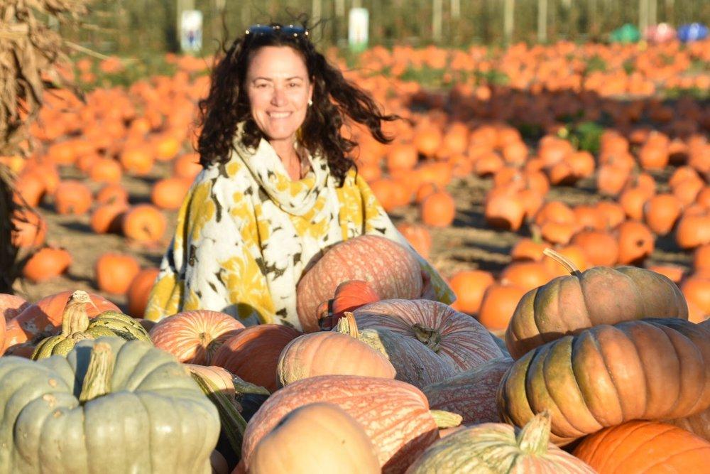 Autumn fun in the Hamptons, NY