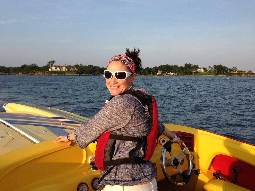 Cruising the Long Island Sound CT