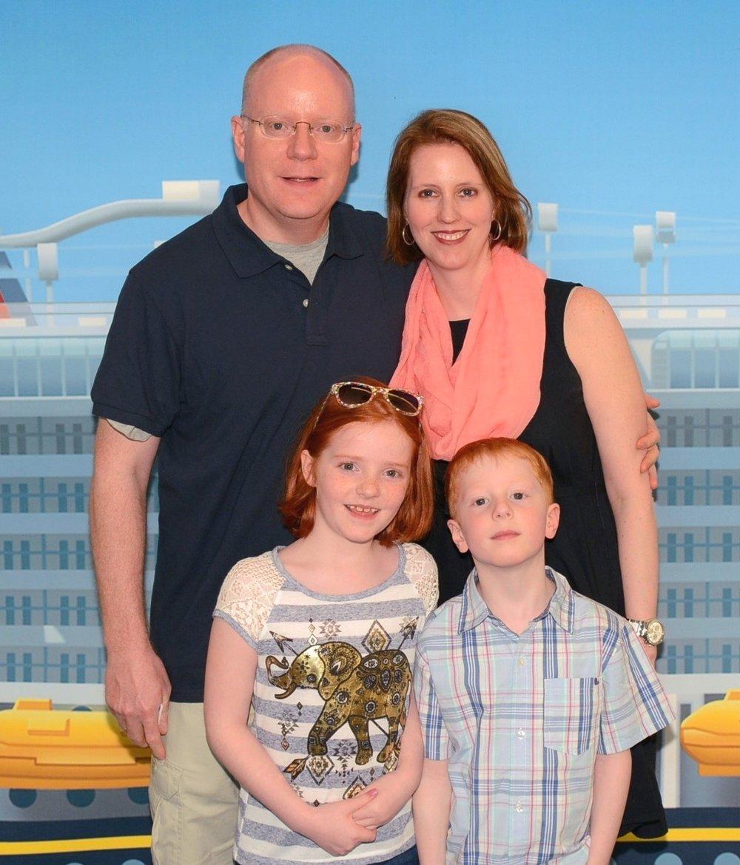 On a Disney Cruise