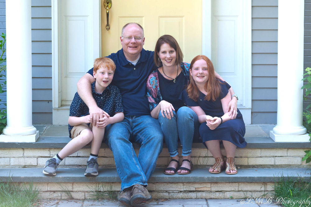 Loving family of four hoping to adopt a child