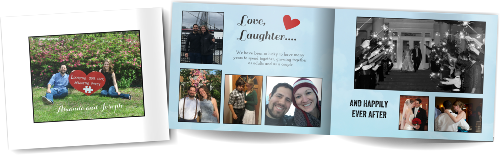 Adoption profile for Amanda and Joseph