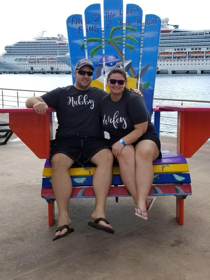 Cozumel for our honeymoon!