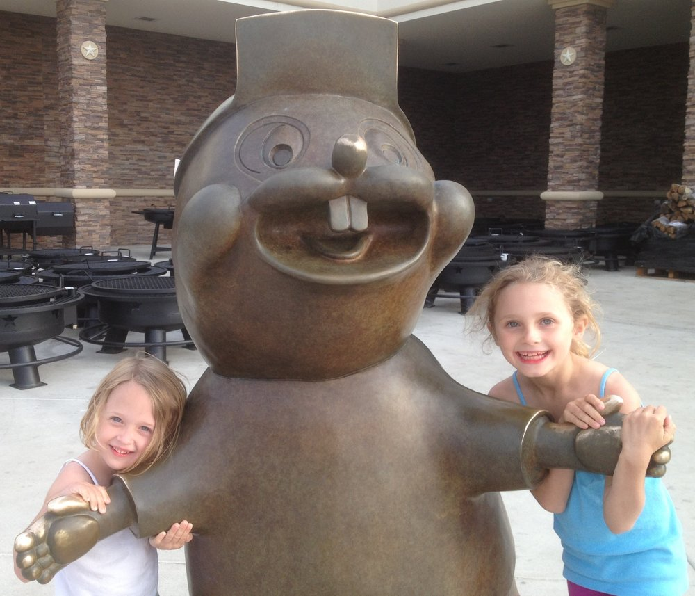 Buc-ees is a favorite travel stop!