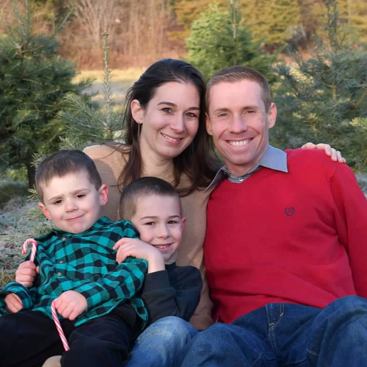 Paula and Brian are excited to grow their loving family through adoption