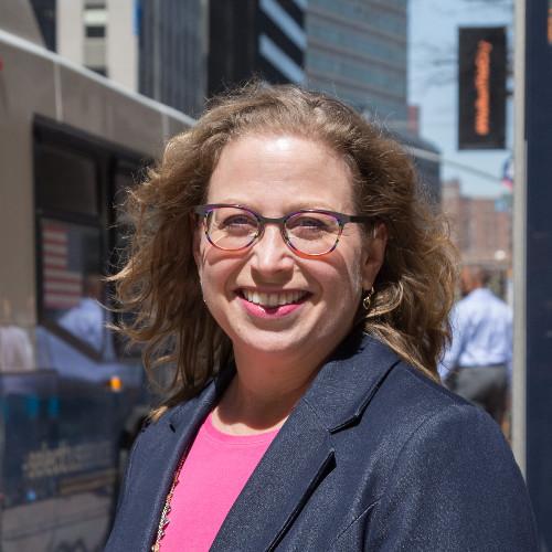Janet Jenkins - Senior Director of Transit Development, New York City Department of Transportation
