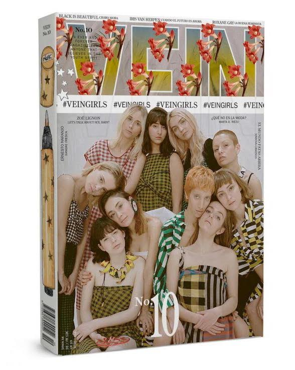 VEIN Mag - Portada Nª10