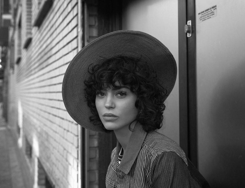 Vogue.es - Una Chica de Barrio