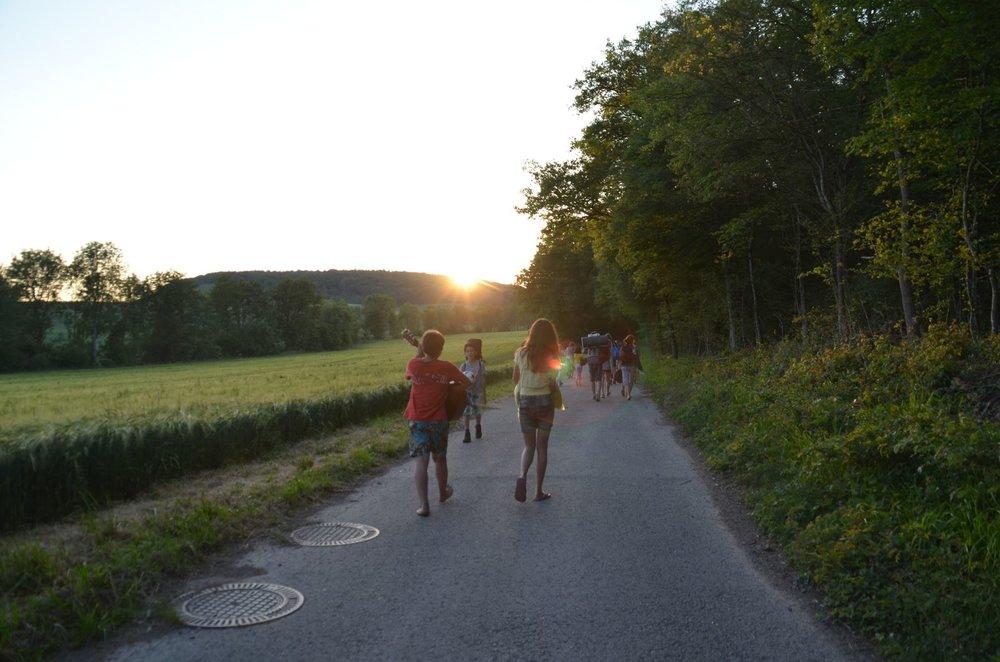Novicos Schwarzwaldcamp