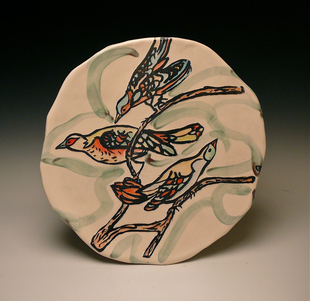 3. Song Bird platter.JPG