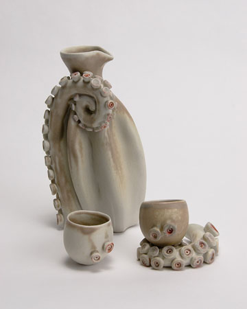 Tentacle Sake Set.jpg