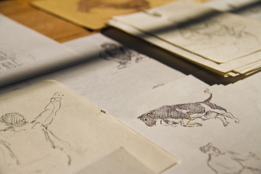 artistsketches
