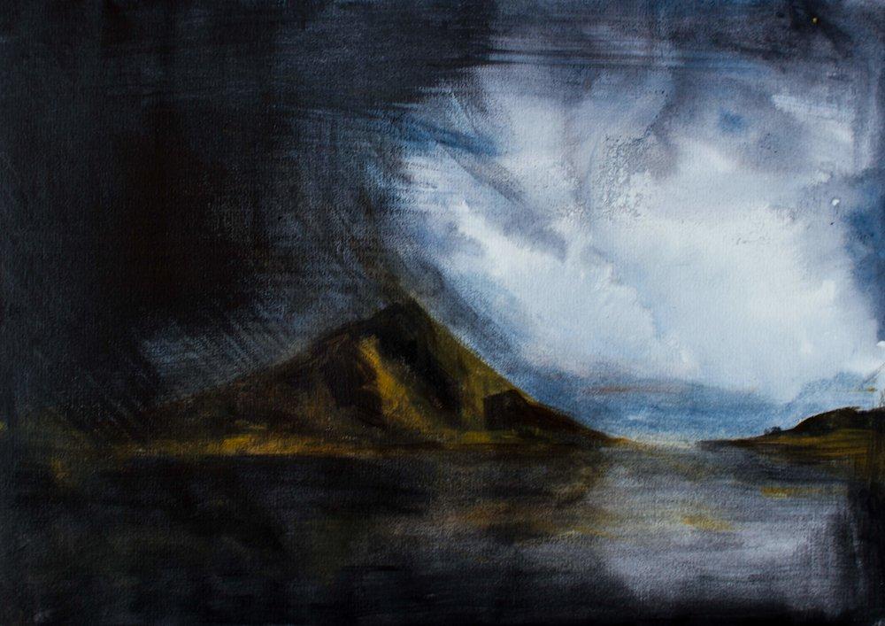 schilderij van Lydia Jansen