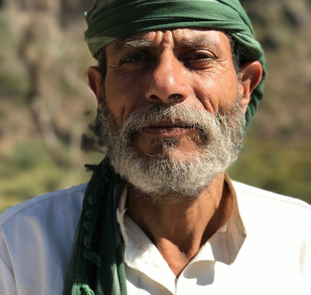 Farmer Mohassen Zaid