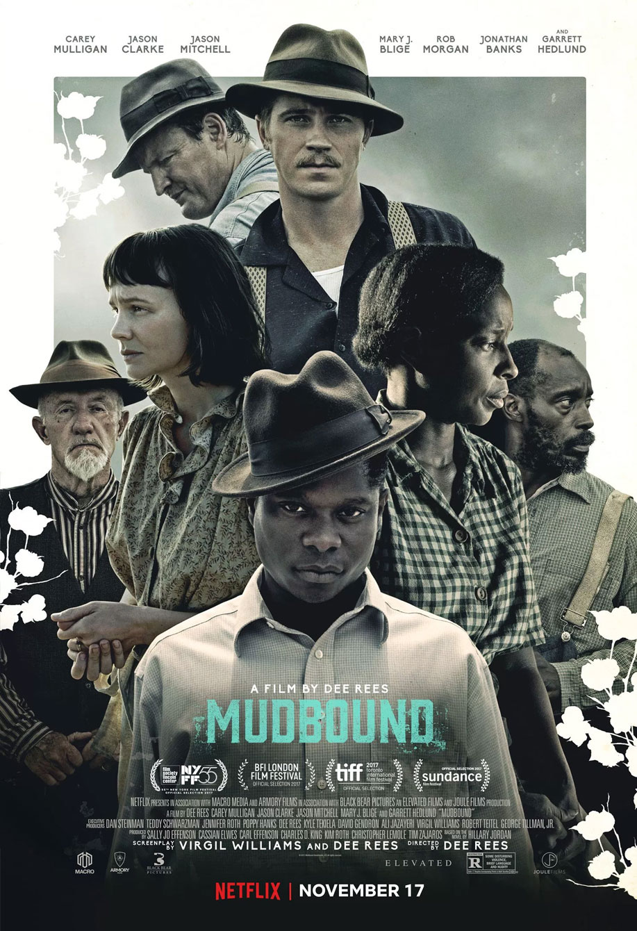 Mudbound, Netflix 2017 - Score Composition, selected cues