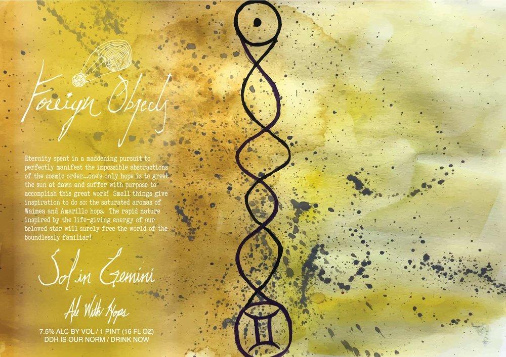 Sol In Gemini