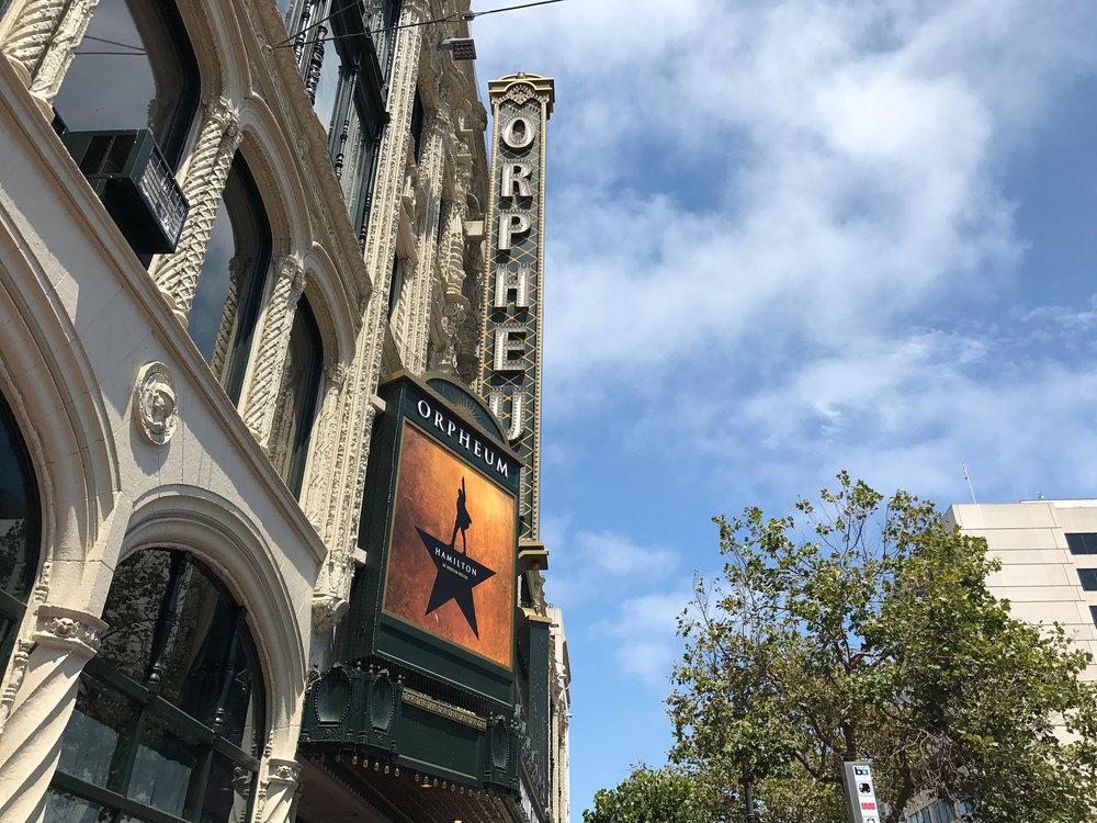 SF Orpheum Theatre