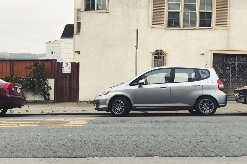 The first-generation Honda Fit was a great car at the tail-end of Honda's golden era.