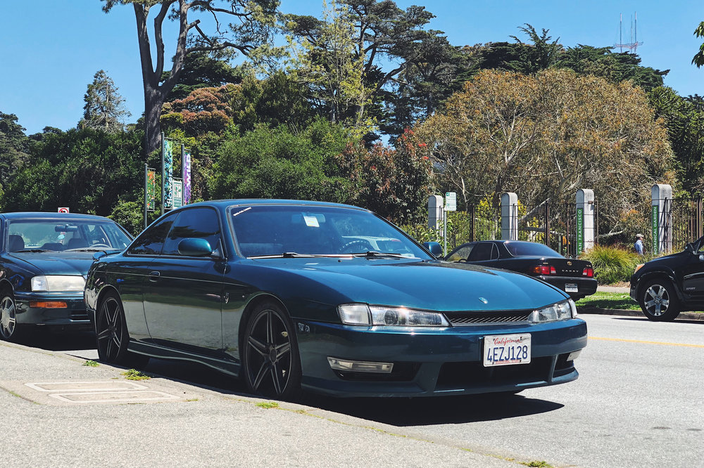 Clean Nissan S14s are difficult to find. I hope the owner of this car keeps it like this forever.