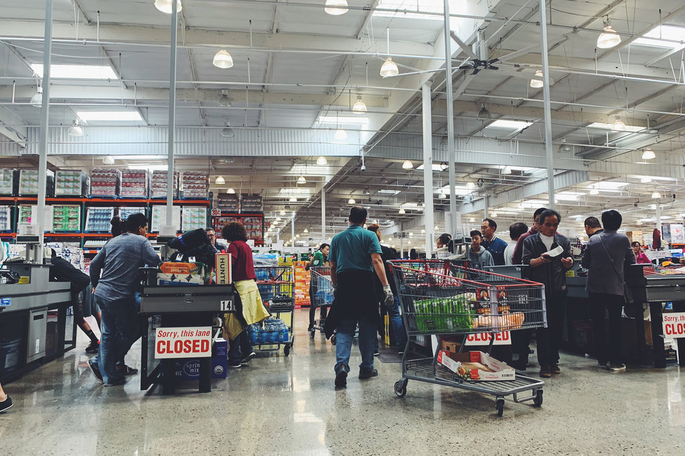 The most magical place on earth isn't Disneyland, but rather, Costco.