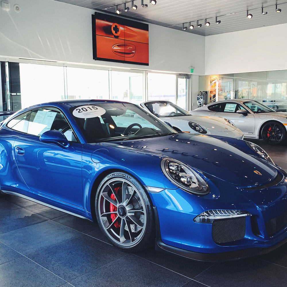 Intro: 2015 Porsche 911 GT3 - STORY | 02/21/2019