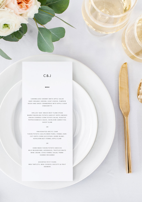 Charlotte and James minimalist menu card.jpg