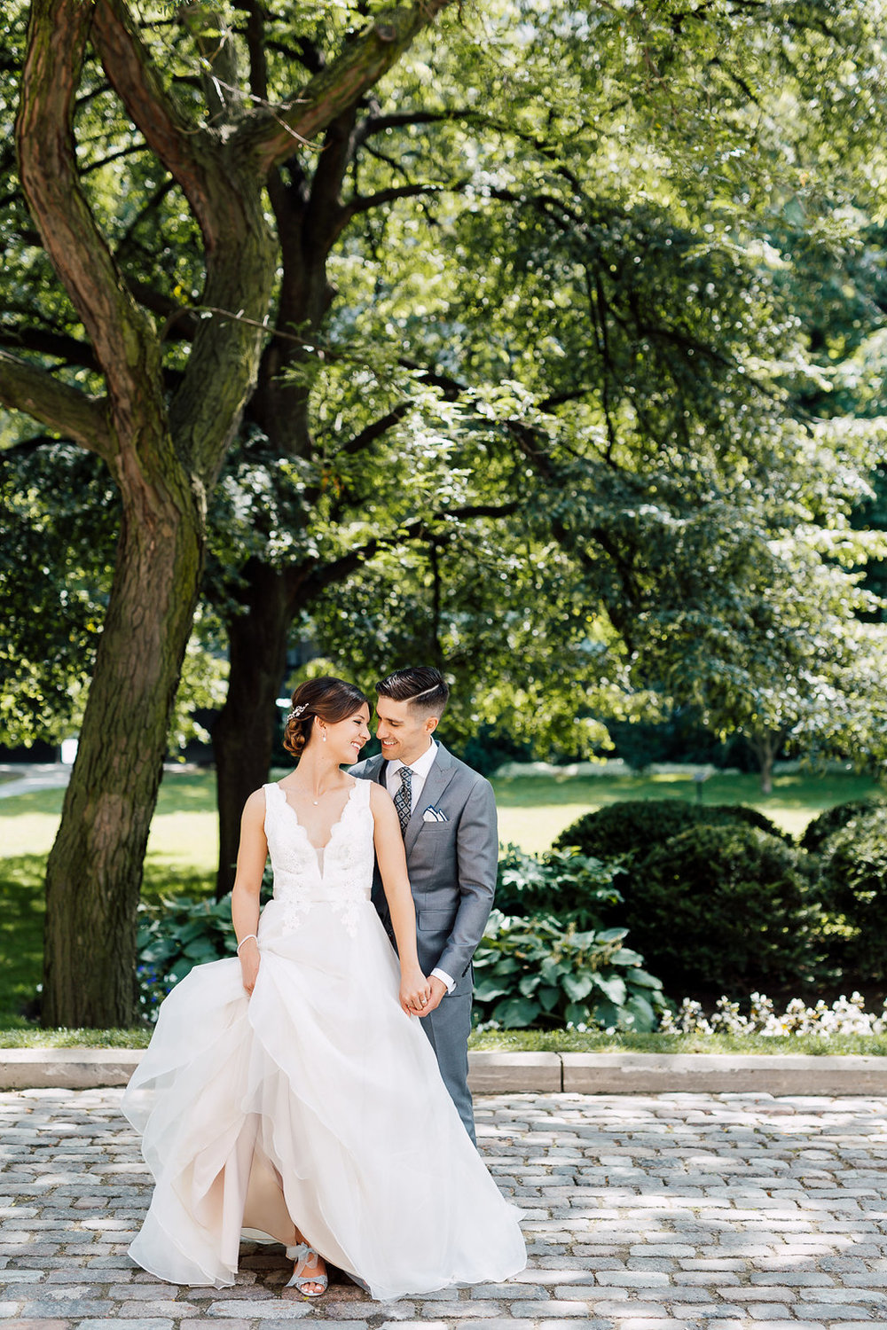 Shannon and Matthew Malaparte Toronto wedding