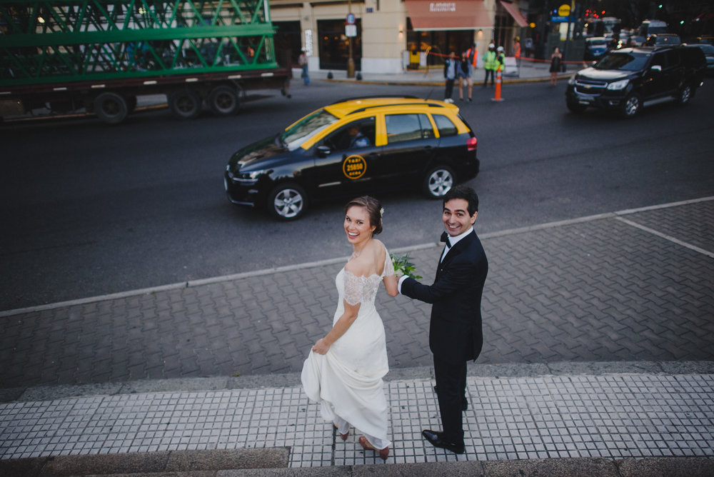 Jura and Guido's Argentinian destination wedding