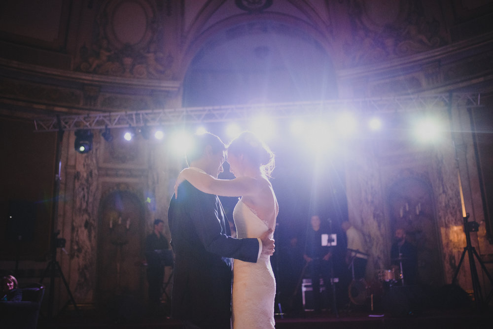 Jura and Guido Argentinian wedding