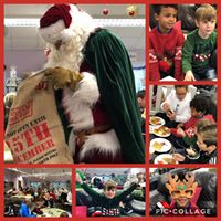 Breakfast with Santa - A morning of festive fun, yummy brekkie and a visit from the big an himself.