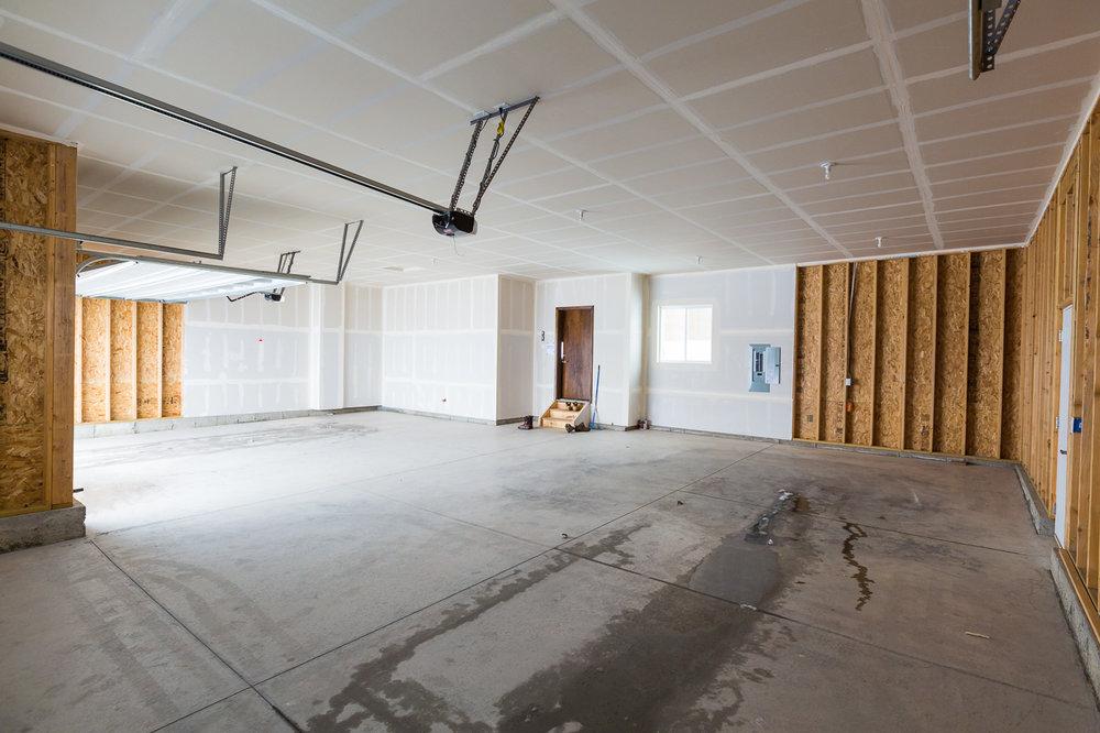 Oversized Garages