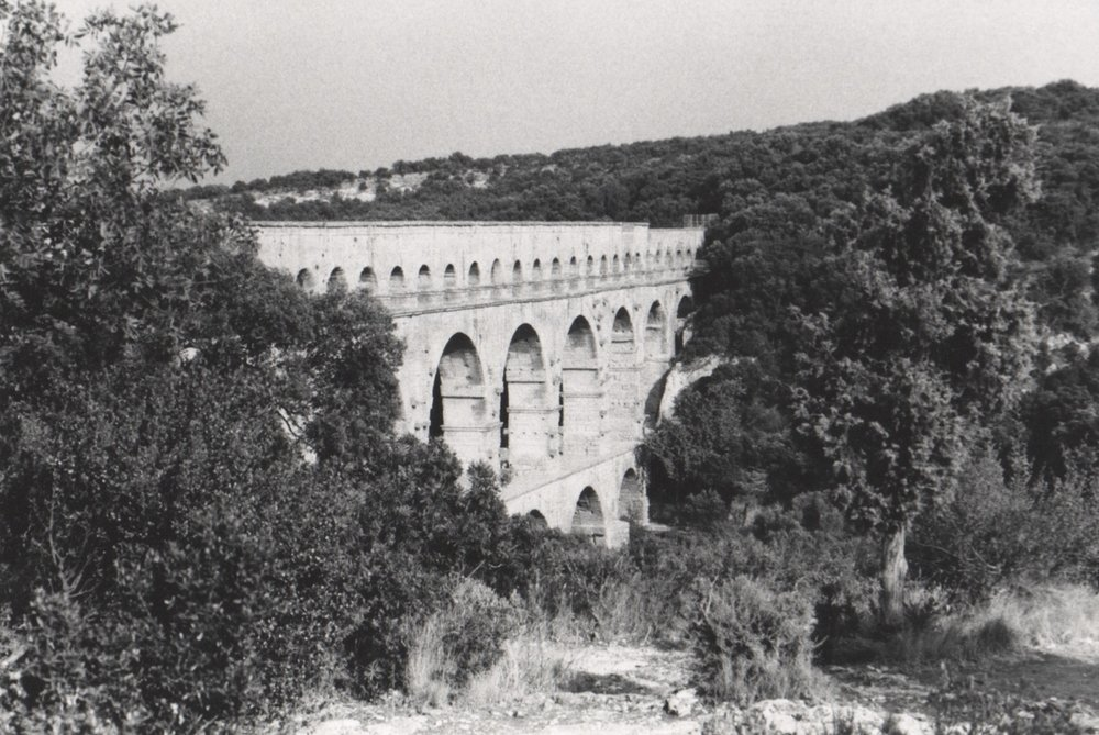 Pont du Gare