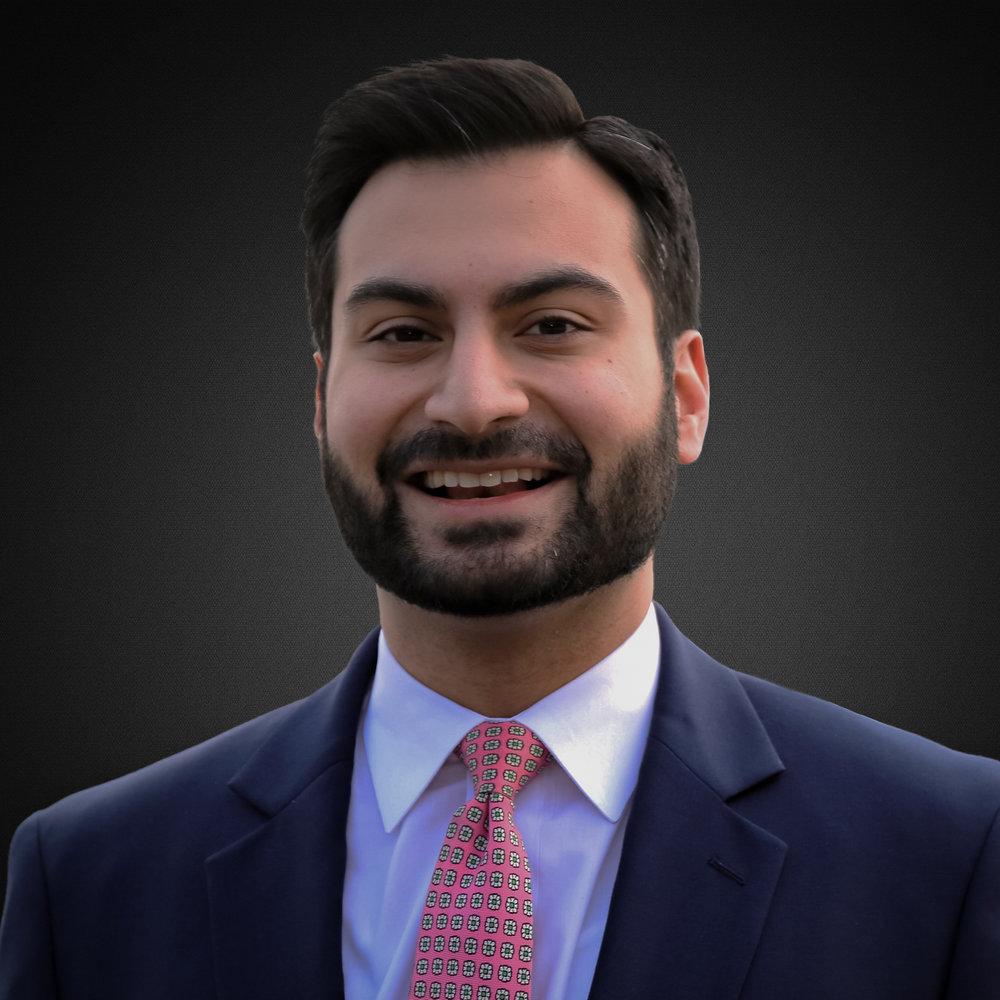 Ali A. Zaidi Senior Advisor, Sustainability