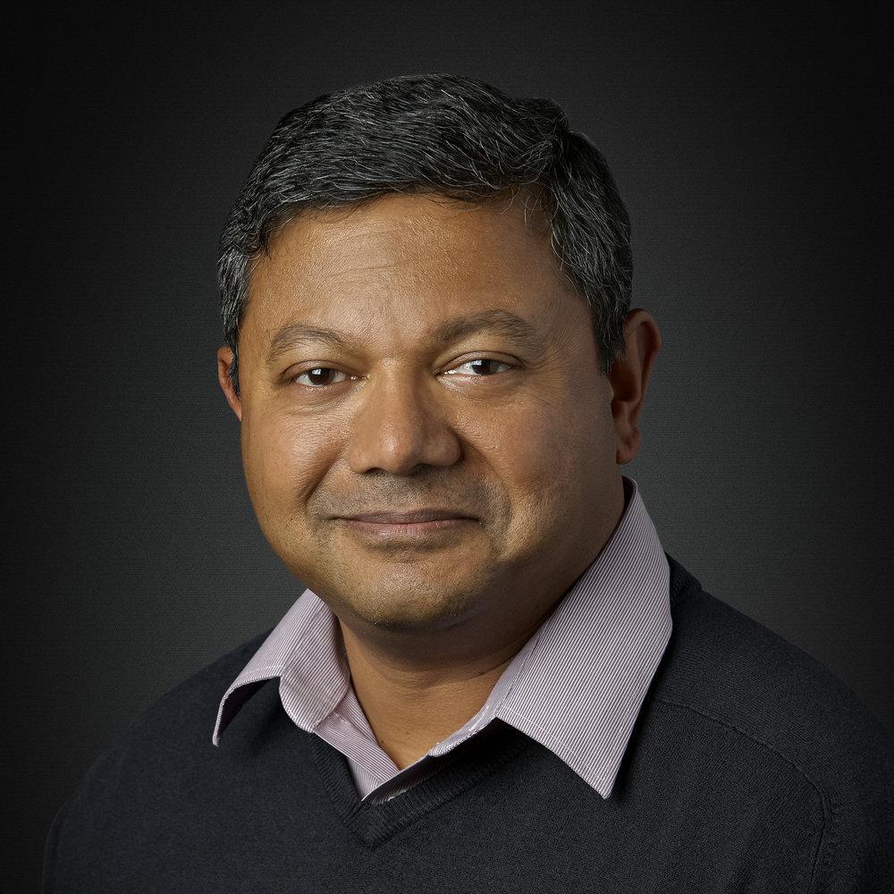 The Hon. Arun Majumdar Senior Advisor, Sustainability