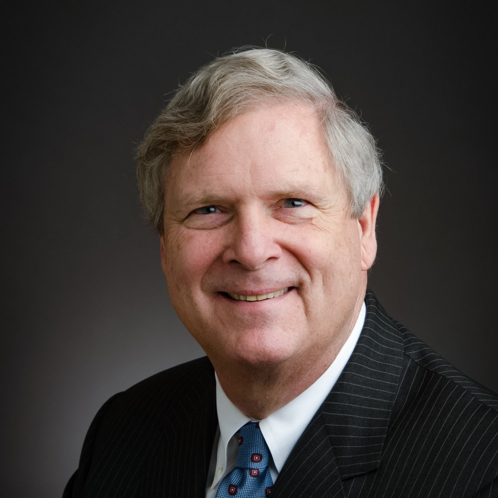 The Hon. Thomas Vilsack BOARD OF GOVERNORS