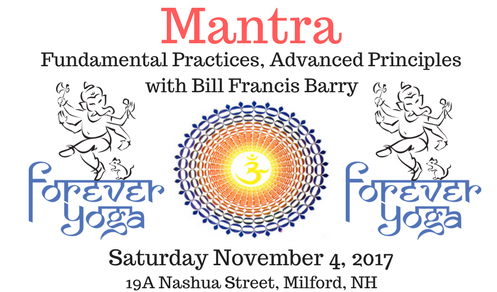 Mantra Fundamental Practices Advanced Principles Forever Yoga