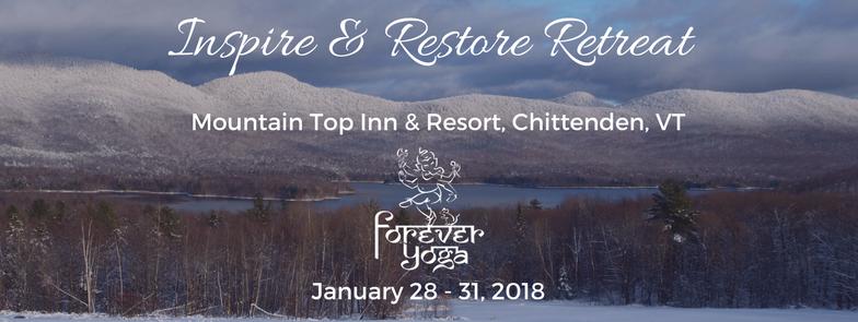 Inspire & Restore Retreat