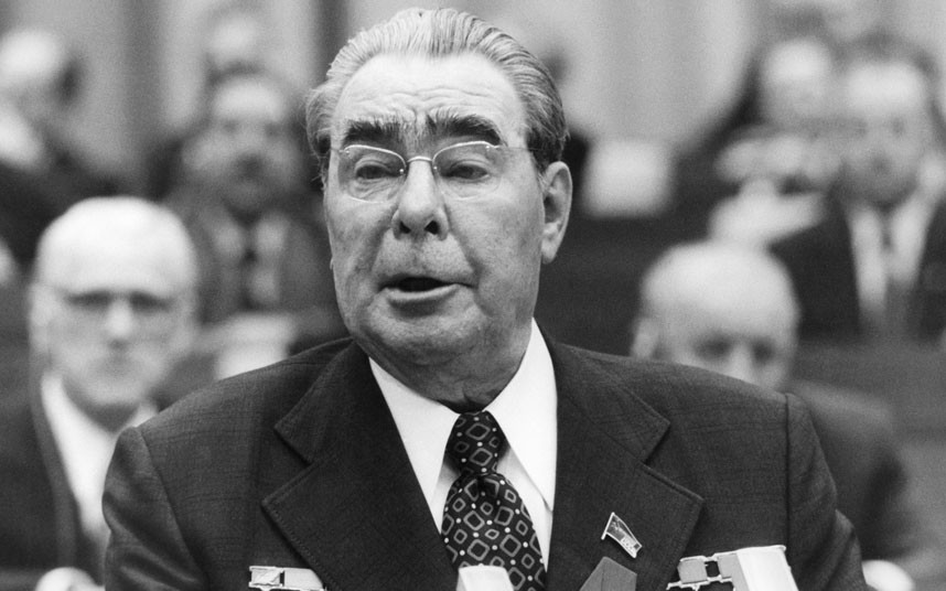 Leonid Brezhnev: 0-1 in Cold Wars, 0 SEC Championships, Zero-Year High School Football Letterman