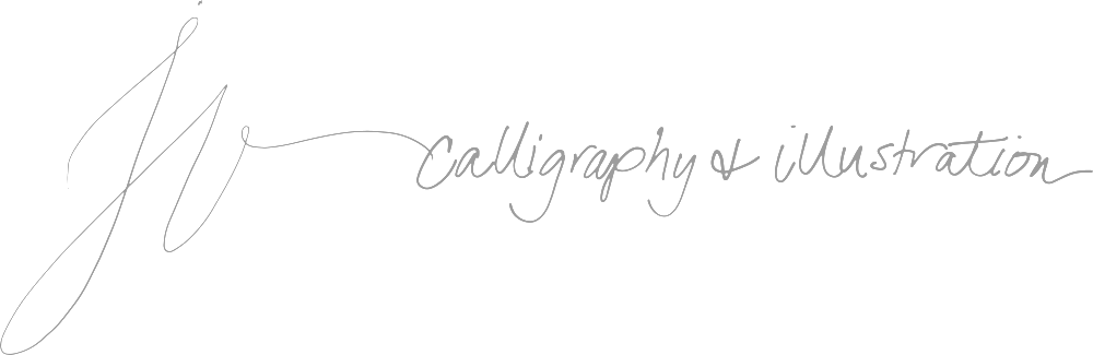 jv calligraphy & illustration